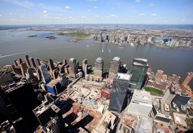 Where Is Ground Zero, Exactly?