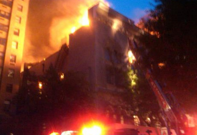Four-Alarm Fire Rips Through Upper East Side Synagogue