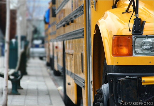 Driver Who Left Kid on Bus Fired