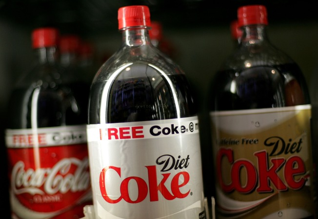 Daily Diet Soda Tied to Higher Heart Attack Risk