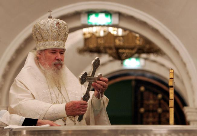 Russian Orthodox Church Patriarch Alexy II Dies at 79