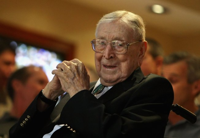 "Former UCLA Coach John Wooden ""Resting Comfortably"""