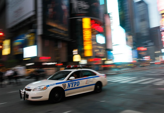 Times Square Reopens After Police Probe