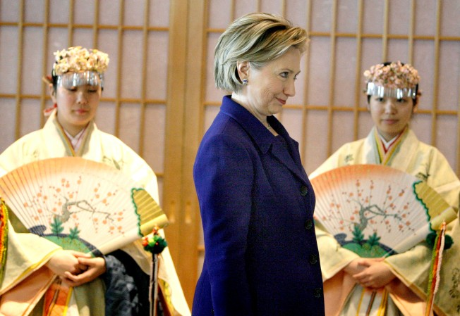 Where in the World Is Hillary Clinton?