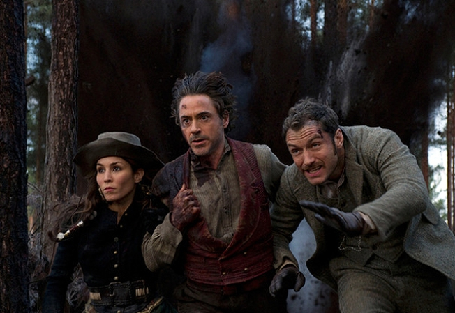 """Sherlock Holmes"" Debuts With Weak $40 Million"