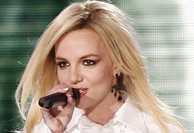 Britney Spears' Comeback in High Gear