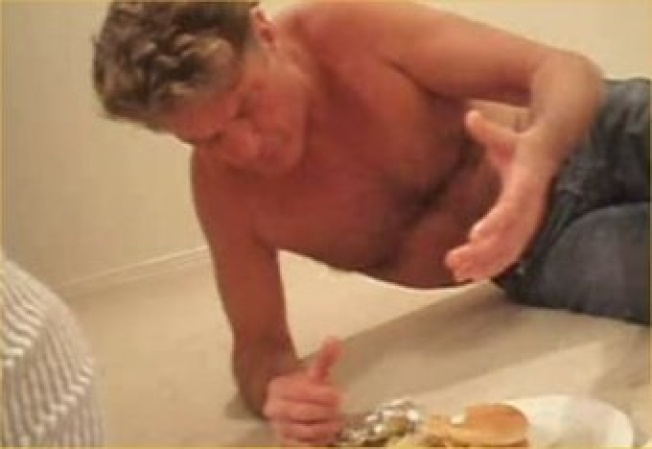 Hasselhoff Hospitalized For Excessive Drinking: Report