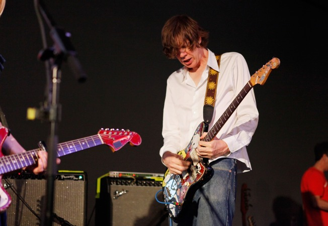 Beck Produces Thurston Moore's Solo Album