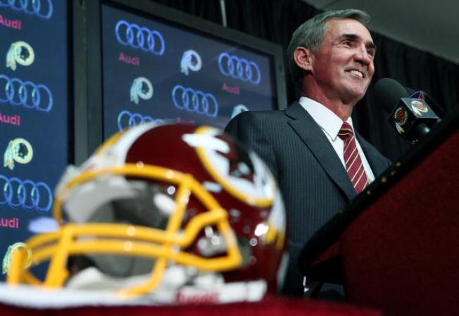 Redskins, Shanahan Reach Deal