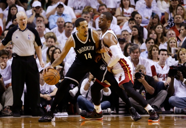 Nets Eliminated From Playoffs With Game 5 Loss to Heat