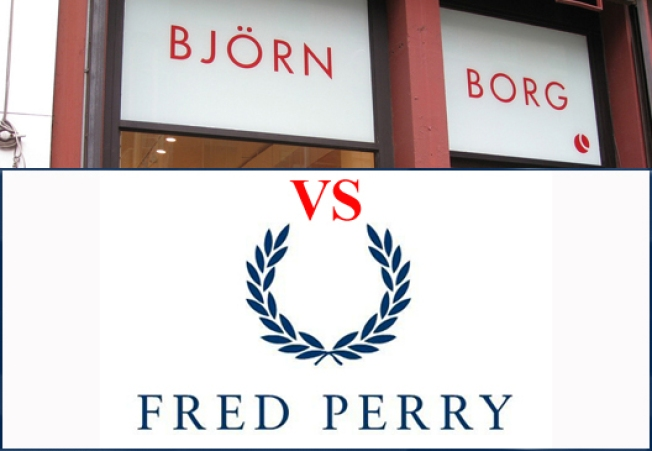 Tennis, Anyone? Fred Perry Challenges Björn Borg to a Game in Soho