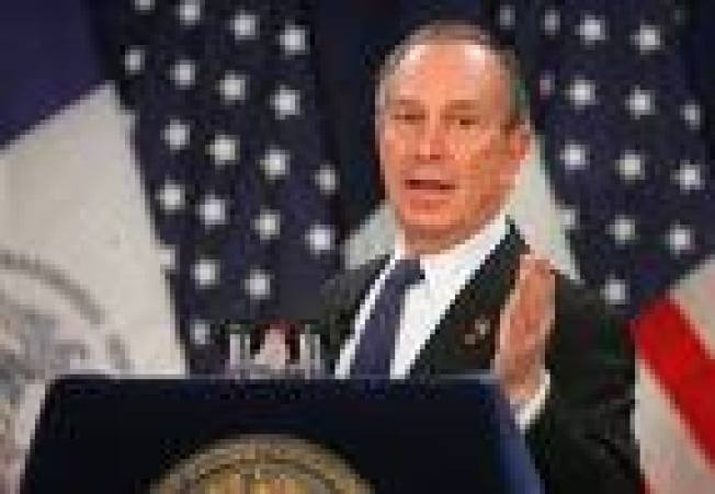 Bloomberg Lobbies Against Massive Cuts