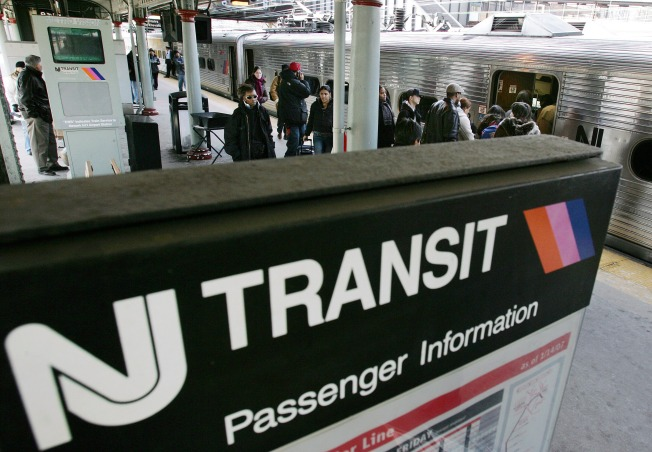 It's Going to Get Quieter (If You Want) on NJ Transit
