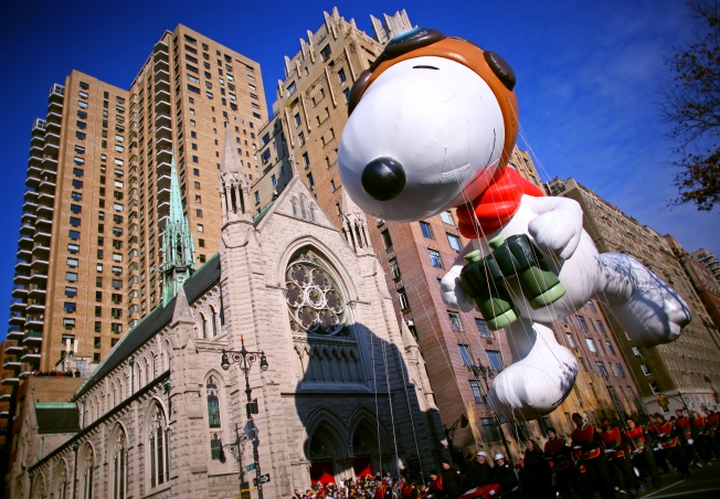 Thanksgiving Day Parade's New Twist