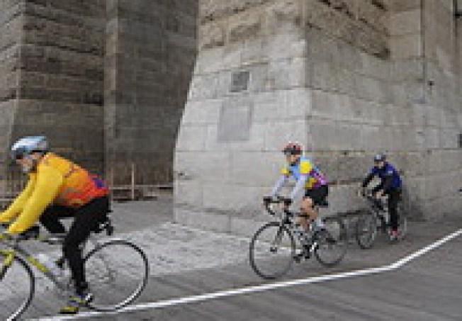 Brookyn Bridge Tolls? Just Bike the Darned Things