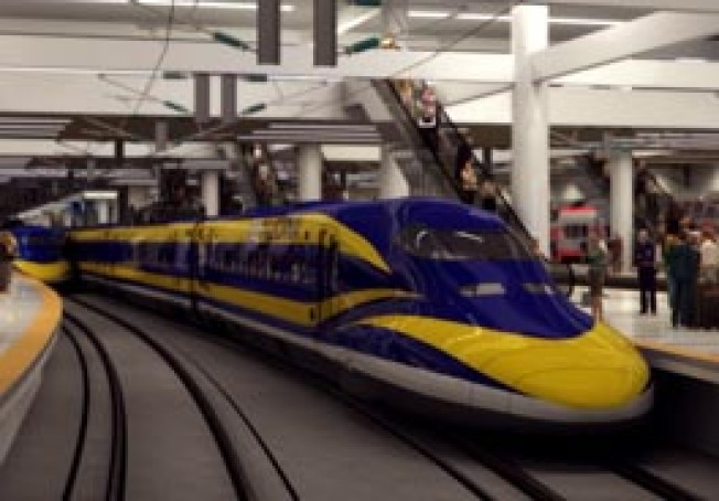 Californians Approve High-Speed Rail, Nix Fake Clean Energy Props