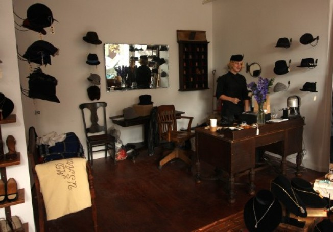 Now Open: Tria Be-Hats Williamsburg