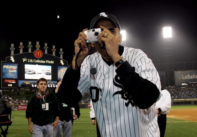 White Sox Tip Their Cap to Obama