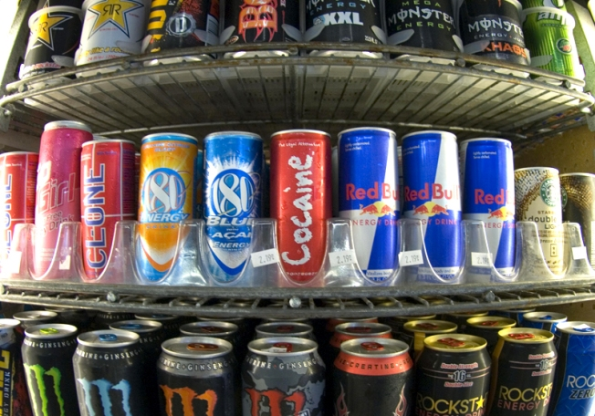 AP Source: NY Probes Growing Energy Drink Industry