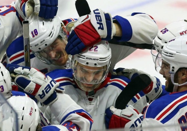 Rangers Top Senators in Shootout, 2-1