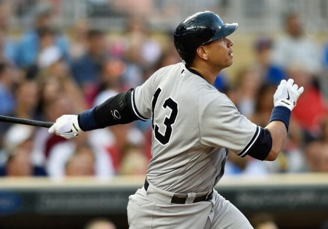 A-Rod's 3 HRs Power Yankee Comeback Over Twins