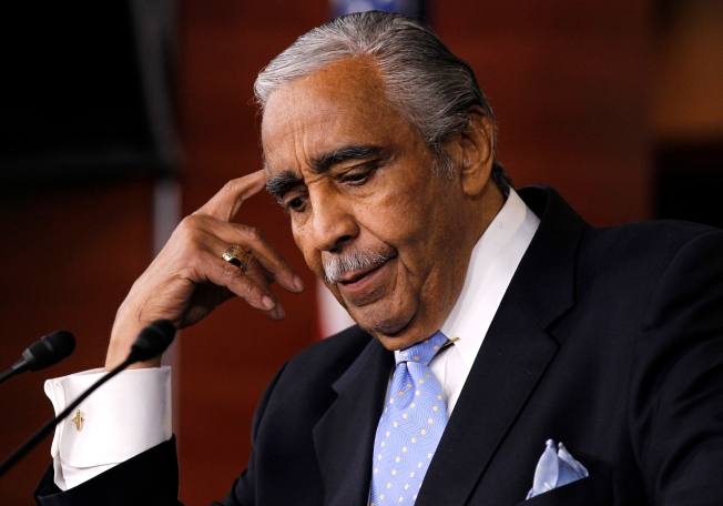 Black Caucus Whips for Rangel Reprimand