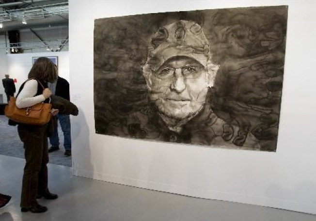 Madoff Too Creepy Even For Art Dealers