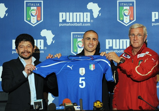 Forza Italia Comes To Tribeca