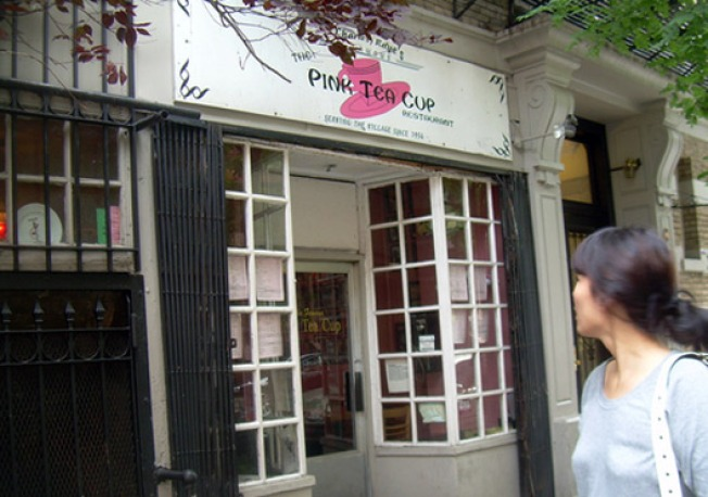 The Pink Tea Cup to Close After 55 Years