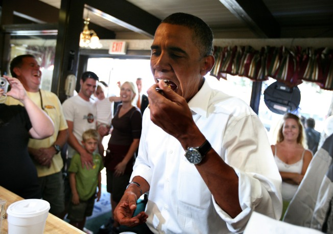 Obama to Lunch at N.J. Sub Shop on Wednesday