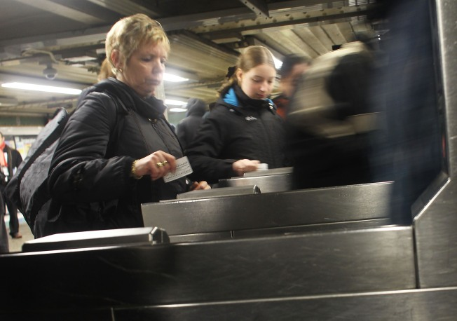 Subway Riders May Get MetroCard Tax