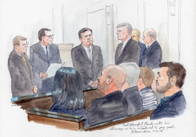 Paul Manafort Believed He Was Above the Law: Prosecutors