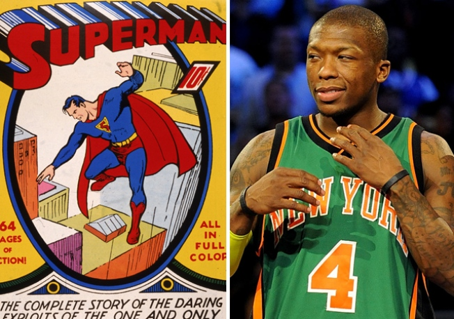 Superman's Owner Blocks NBA Krypto-Nate Jersey