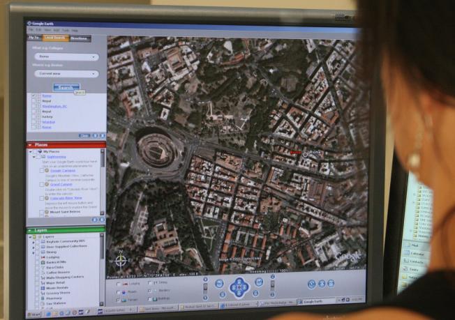 Google Earth Blamed in Mumbai Massacre