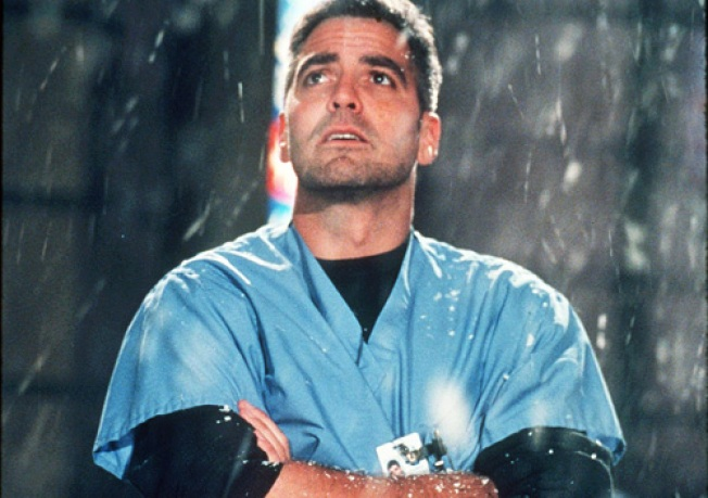 George Clooney Returns To ER