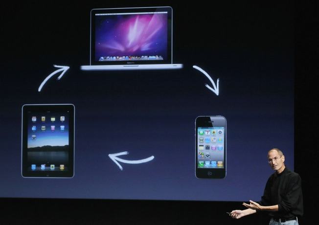 Back in Mac: New OS, FaceTime Vid, New Air Notebook