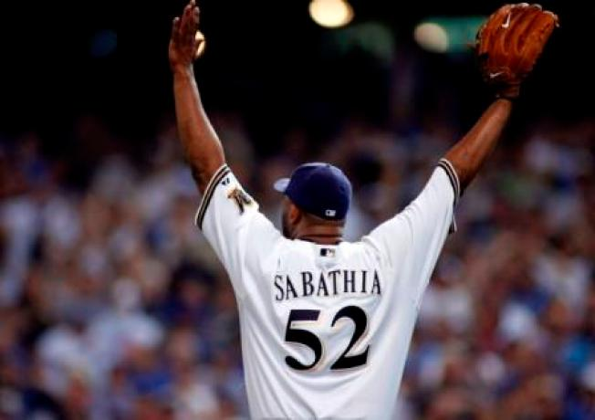Yankees Begin Flirtation With CC Sabathia