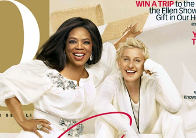 Scoop: Best and worst of Oprah as cover girl