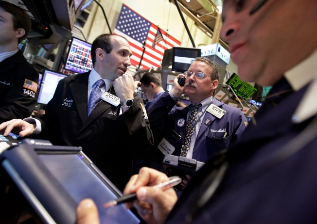 Banks Pull Stock Market Higher After Sell-Off