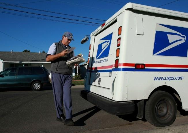 Mailmen Inadvertently Deliver Postal Porn