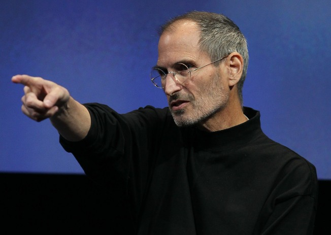 Steve Jobs Back Atop Apple a Year After Liver Transplant