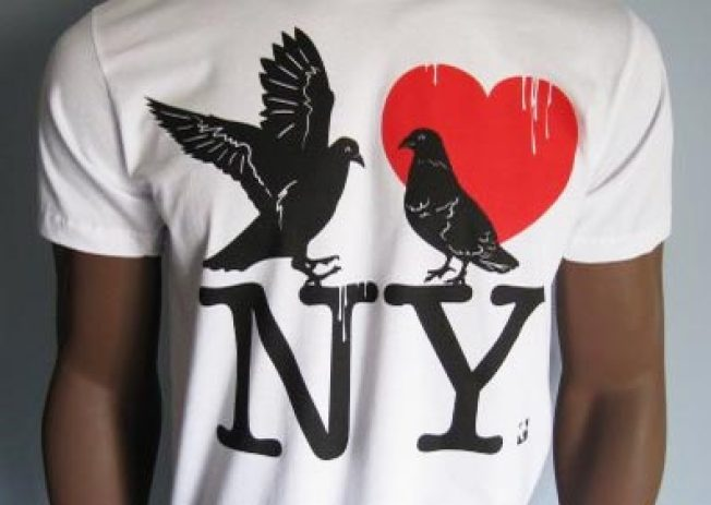 Pigeons Heart New York