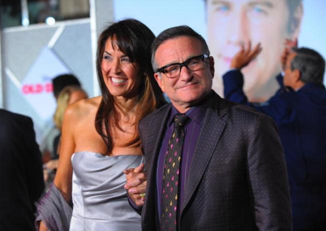 Robin Williams' Widow Pens Essay on His Brain Disease