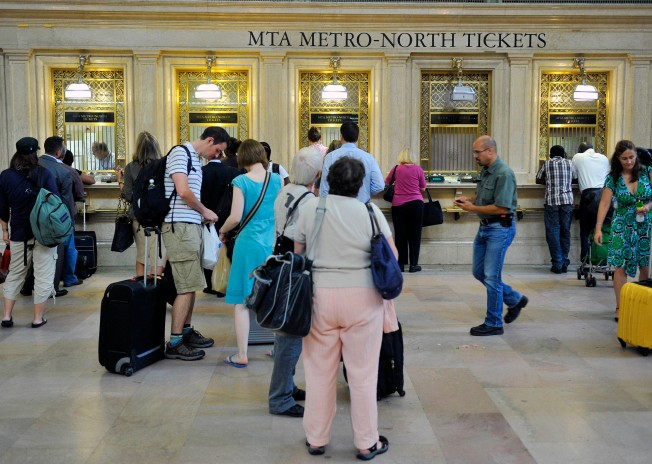 "Metro-North Riders Stranded by ""Suspicious Package"" During Morning Rush"