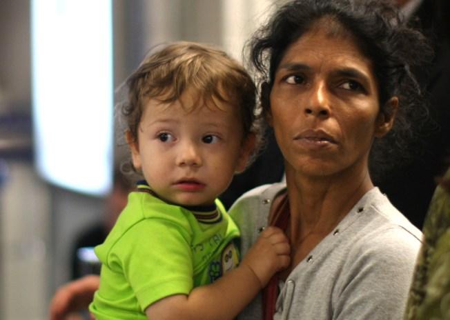 Orphaned Mumbai Toddler Captures Hearts