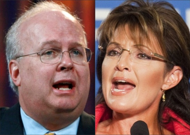 "Rove: Palin Lacks ""Gravitas"" for 2012 Run"