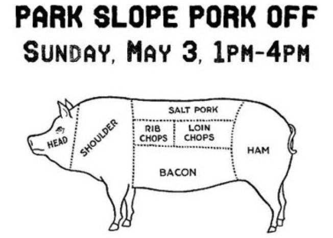 Plan Ahead: Park Slope Pork-Off