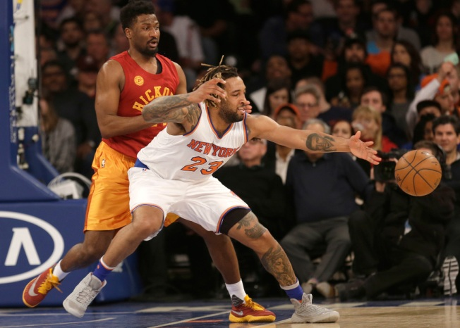 Depleted Knicks Lose 92-87 to Pacers