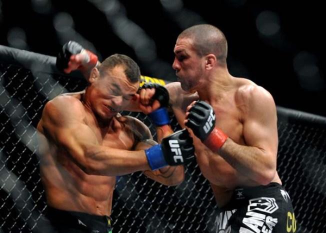 Mixed Martial Arts Too Violent for NY?