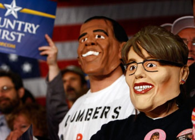 Palin is Halloween Merch Best-Seller, Says Ricky's